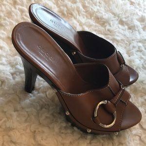 FLASH SALE 🥳🥳Gucci platform heels
